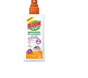 Bloom Derm lanza el nuevo repelente Bloom Tropical