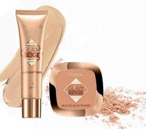 LOréal lanza el maquillaje de verano Healthy Glow by Glam Beige
