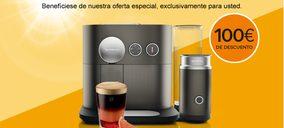 Nespresso lanza oficialmente la máquina conectada Expert