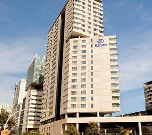 Iberdrola Inmobiliaria vende a Axa Investment Managers el 55% del Hilton Diagonal Mar por 80 M