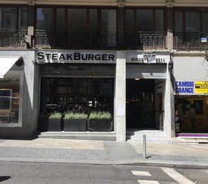 Steakburger llega a la Gran Vía y planea otra apertura en el centro de Madrid