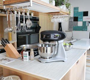 Smeg en la cocina presentada por Línea 3 en Casa Decor 2017 ...