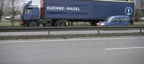 Kuehne + Nagel reduce ligeramente sus ventas