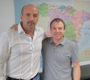 Carlos Hernández y Francesc Ros (Pizzerías Carlos): Nuestro objetivo es llegar a 100 tiendas en tres años
