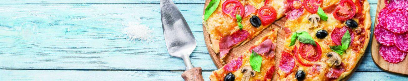 Informe 2017 del mercado de pizzas refrigeradas en España