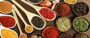 Análisis del lineal de especias y condimentos