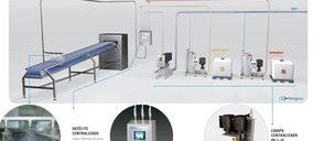 Betelgeux lanza el Sistema HAC para la limpieza de cintas de transporte en la industria alimentaria