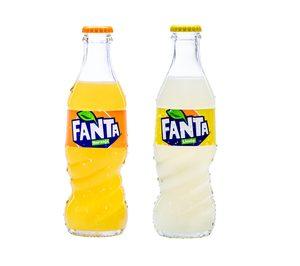 Coca-Cola, 20 M en la nueva botella de Fanta para horeca