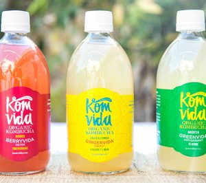 Komvida llega al mercado como una bebida alternativa y saludable