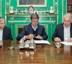 Vista Alegre y Casa de Alba firman un acuerdo de colaboración