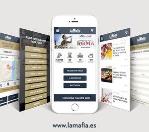 La Mafia se sienta a la mesa presenta nueva web dirigida a dispositivos móviles