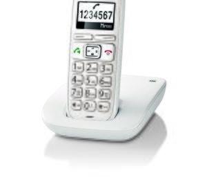 Gigaset Communications presentado el nuevo teléfono Gigaset E260