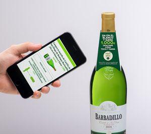 Barbadillo incorpora tecnología antifalsificaciones de NFC