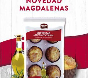 Inpanasa invierte en su línea de magdalenas y lanza una variedad premium