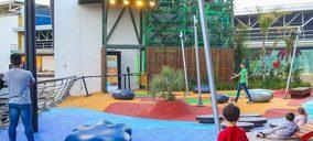 Icolandia instala dos parques infantiles en el C.C. Bonaire