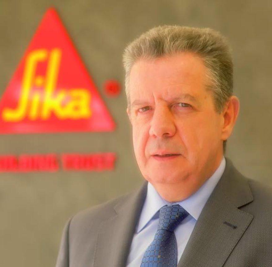 Sika España nombra nuevo director general