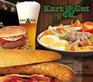 Kurz & Gut pone en marcha un nuevo local propio en Barcelona