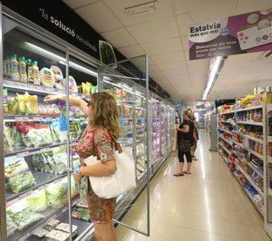 La afluencia a los supermercados se triplica en el Mediterráneo y las islas