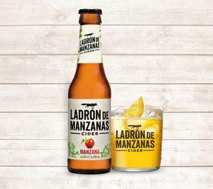 Heineken España apuesta por la cider con Ladrón de Manzanas