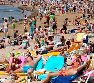 España recibió en junio 8,4 M de turistas internacionales, un 11,6% más