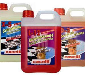 Químicas Oro refuerza el área profesional con la compra de Productos Caselli