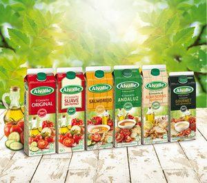 Pepsico invertirá más de 37 M$ en la nueva planta de gazpacho de Alvalle