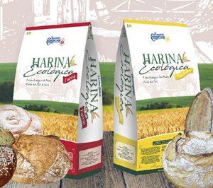 Farinera Coromina presenta sus harinas ecológicas