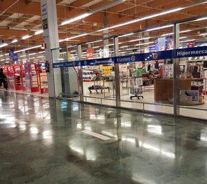 ¿Qué proyectos hay en los hipermercados cerrados de E. Leclerc en Madrid?