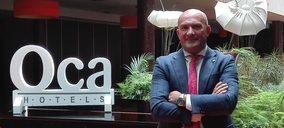 Antonio Mediavilla, nombrado director comercial de todo Oca Hotels