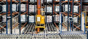 El mercado europeo eleva las ventas de Mecalux