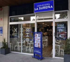 La Sureña presenta nueva imagen en su primera apertura en San Sebastián