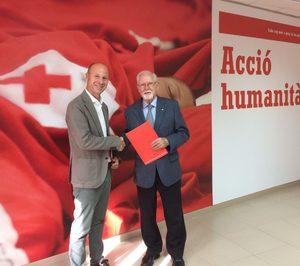 Essity amplía su acuerdo con la Cruz Roja