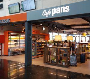 Pans & Company abre su primera franquicia exclusiva de Café Pans en una estación de AVE