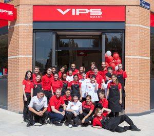 La familia VIPS Smart crece en Madrid