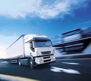 El transporte de mercancías por carretera aumenta su carga un 5%