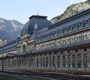 La nueva estación de tren de Canfranc contará con un hotel
