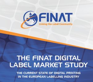 La impresión digital ya representa casi el 10% del mercado europeo de etiquetas