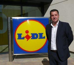 """José Manuel Blanco (Gerente de Compras de Frutas y Hortalizas de Lidl): """"Priorizamos la adquisición de frutas y hortalizas nacionales"""""""