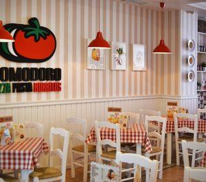 Pomodoro supera el medio centenar de establecimientos