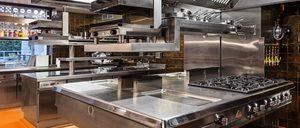 Informe sobre Equipamiento de Cocinas para Hostelería en España 2017