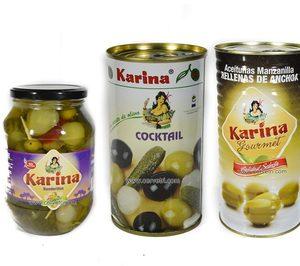 Aceitunas Karina amplía instalaciones y crece en el exterior