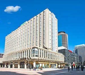 El 'Holiday Inn Bernabéu' cambiará de marca tras su reforma, sin descartar la entrada de un nuevo operador