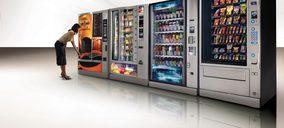 Las ventas de alimentos y bebidas en vending crecieron un 5,6%