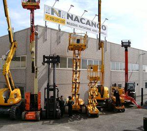 Loxam entra en el mercado italiano con la compra de Nacanco