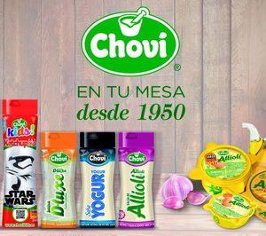 Choví digitaliza su gestión para impulsar la internacionalización