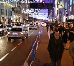 Sentencia judicial contra el Ayuntamiento de Madrid por el cierre de la Gran Vía en Navidad