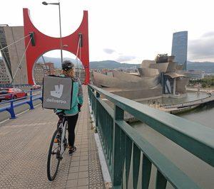 Deliveroo amplía su presencia en España