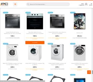 PcComponentes inicia la venta de electrodomésticos de gama blanca