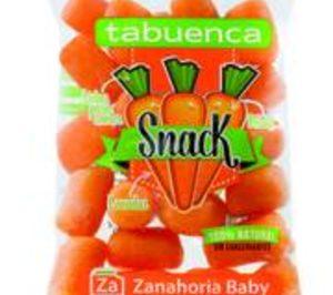 Tabuenca entra en snacks y en deshidratados vegetales