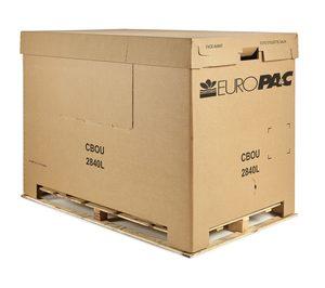 Europac presenta su propuesta de embalajes heavy duty